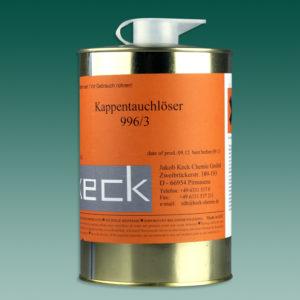 Hinterkappen Tauchmittel  HLK 996/3