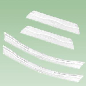Allround-Verschalung B.40 weiß