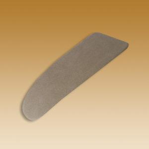 Decksohle für Variotherapiekappen langsohlig für H