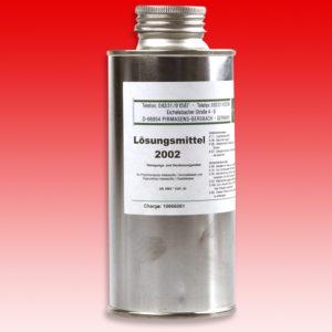 Lösungsmittel GuS SI 2002