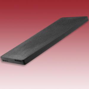 GUS-ABP  Aufbauplatte schwarz 0,9 cm (Steitz)