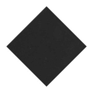 Aufbaumaterial 6 mm schwarz