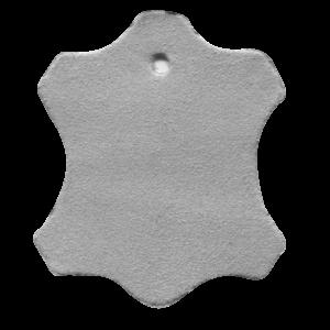 Micro-Faser-Futter hellgrau