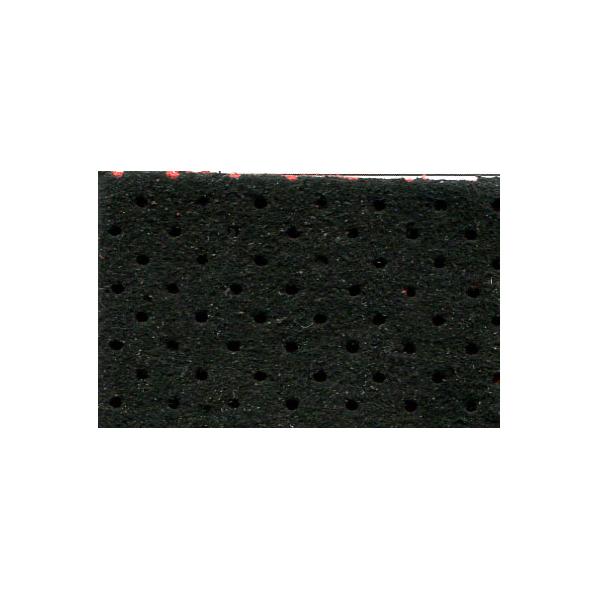 Disco schwarz-rot