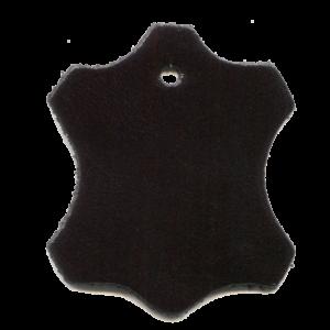 Knautschlack schwarz